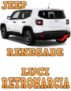 LUCI RETROMARCIA JEEP RENEGADE