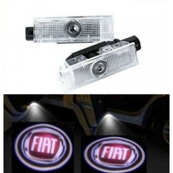 LOGO SOTTO PORTA LED FIAT