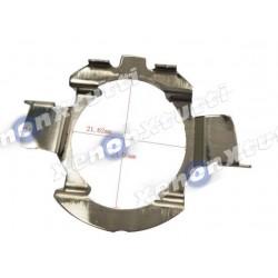 adattatore led per fissare lampada led o xenon su impianto originale nissan mercdes audi