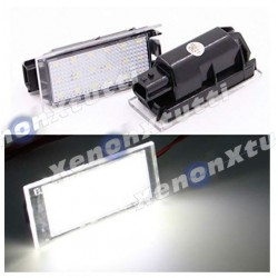 LED LUCI TARGA per SMART Fourfour II 453