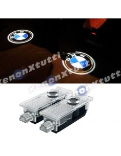 Proiettore per porta a LED Logo per BMW X1 X3 X4 X5 X6 3 4 5 6 7 Z GT Series  Luci di benvenuto