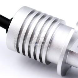 h3 led headlight canbus slux