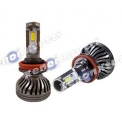Kit Full Led 13600 Lumen H11 Compatibile 24v 38w Di Potenza Reale