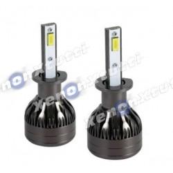 lampade led 13600 lumen h1 compatibile 24v 38w di potenza reale