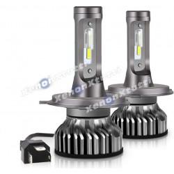 Lampade H4 con led Lumiled Z-es 12000 Lumen. Ottimo compromesso