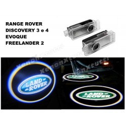 LOGO LED LAND ROVER DISCOVERY 3 4 EVOQUE FREELANDER 2