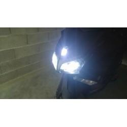 lampade faro led t-max yamaha 530