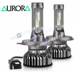 kit led h4 12000 lumen aurora