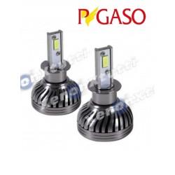 KIT FULL LED H3 13600 Lumen A6 PEGASO
