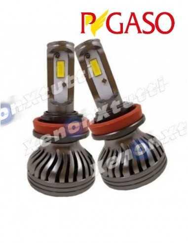 kit led h8 canbus pegaso