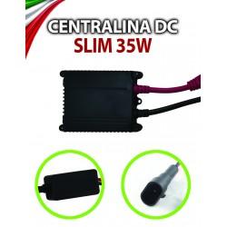 centralina xenon 35 watt dc