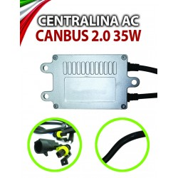 CENTRALINA NEW  CANBUS 2.0 PROFESSIONALE