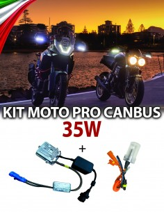 kit xenon moto 35 watt canbus