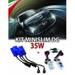 kit mini slim dc 35w