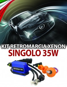 kit retromarcia xenon