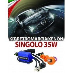 kit retromarcia xenon