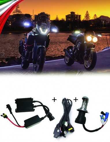 Kit bixenon Slim 55w H4-3 MOTO