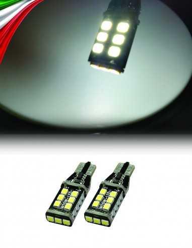 2 LED T10 15 LED