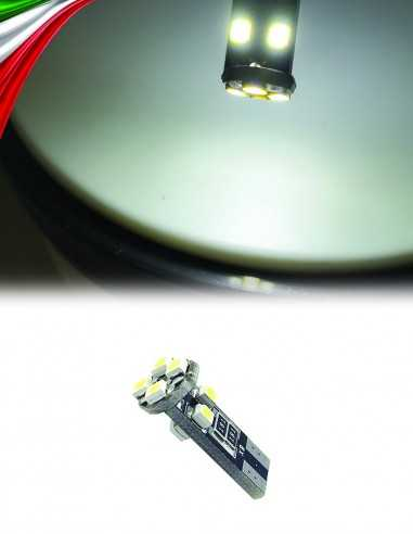 1 Led T10 8 LED SMD 3528