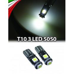 T10 LED 3 SMD 3030