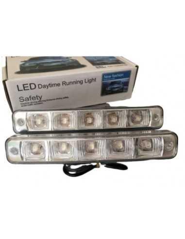 LED DRL 5 SMD LUCI DIURNE  POWER LED