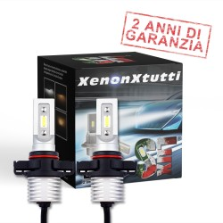 KIT LED 10000 LUMEN H16 XXS