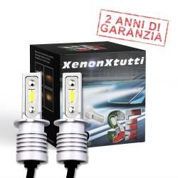 Kit H3 Led Xxs Pro Mini Ultracompatto Slux