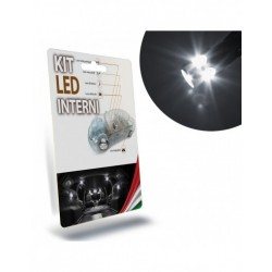 LED INTERNI ALFA ROMEO 159 SW CONVERSIONE INTERNA COMPLETA CANBUS 6000K BIANCO