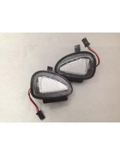 Kit Luci Led Di Cortesia Per Specchietto Retrovisore con LED SMD