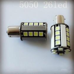 COPPIA DI LED CON ATTACCO 1157 led 5050
