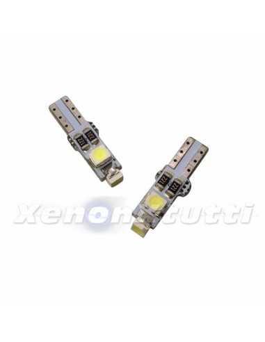 LAMPADA T5 BIANCA LED BLU VERDE ROSSO
