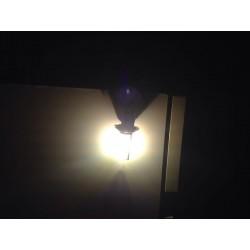 COPPIA LAMPADA XENON H1 METAL 55W 4300K 5000K 6000K 10000K