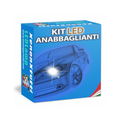 KIT FULL LED ANABBAGLIANTI per SMART Fortwo II specifico serie TOP CANBUS