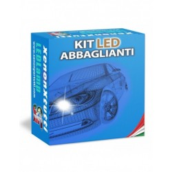 KIT FULL LED ABBAGLIANTI per SMART Fortwo II specifico serie TOP CANBUS