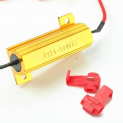 Resistenza 50w per Lampada LED ideale per Cree LED