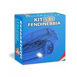 Kit Full LED Fendinebbia JEEP RENEGADE canbus h11 6000k luce bianca