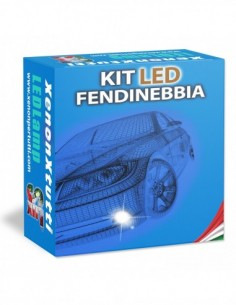 KIT FULL LED FENDINEBBIA per FIAT Freemont specifico serie TOP CANBUS