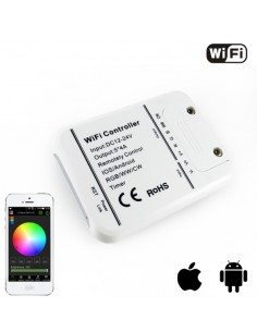 CONTROLLER RGB WIFI ANDROID I-PHONE