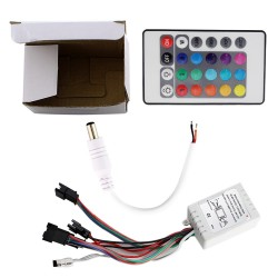 CONTROLLER RGB IR PER LED E ANGEL