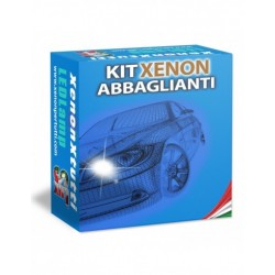 KIT XENON ABBAGLIANTI per 500 ABARTH 595 695 specifico serie TOP CANBUS