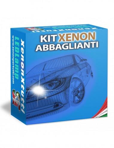 KIT XENON ABBAGLIANTI per AUDI A4 (B7) DAL 2004 AL 2008 specifico serie TOP CANBUS
