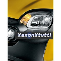 KIT XENON FIAT PANDA CROSS 4X4  2005 a 2012  4300K 5000K 6000K