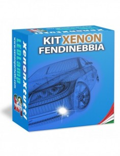 KIT XENON FENDINEBBIA per OPEL Movano specifico serie TOP CANBUS