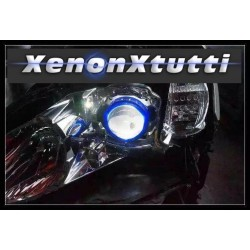 "KIT LENTICOLARE 3"" BI-LED FULL LED SUPERLUMINOSO"