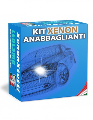 KIT XENON ANABBAGLIANTE RENAULT CLIO 4 SPECIFICO