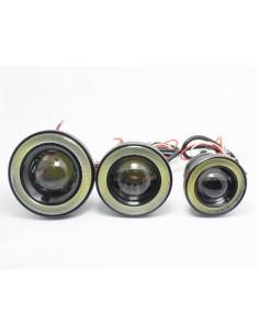 2x riñones calandra para bmw e90 e91 lci 08-12 doble puente negro brillante