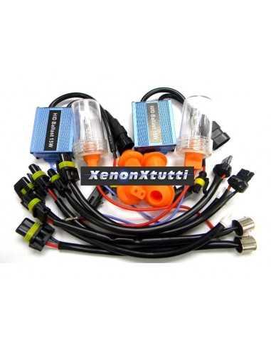 KIT XENON RETROMARCIA POSIZIONE BA15S T10 T15 T20 12V 15W