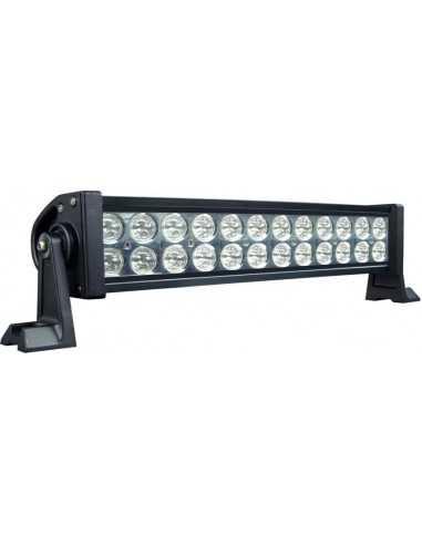 LED WORKING LIGHT 72W 9/32V PROFONDITA O DIFFUSO