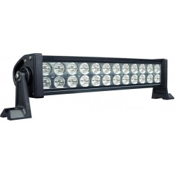 LED WORKING LIGHT 72W 9/32V PROFONDITA O DIFFUSO