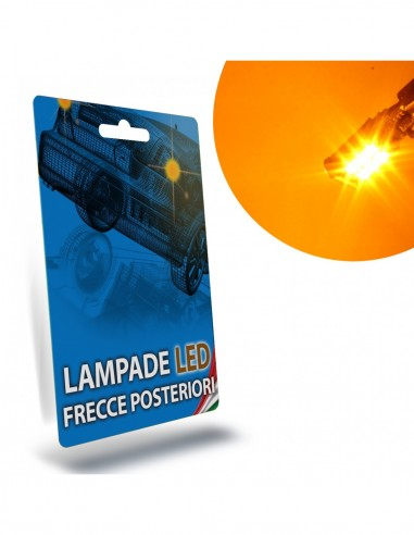 LAMPADE LED FRECCIA POSTERIORE per SMART Fourfour II specifico serie TOP CANBUS